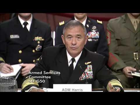 Inhofe Q&A at SASC Hearing on North Korea