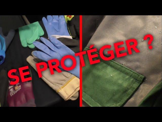 Faut-il se protéger en appliquant des produits de biocontrôle ?