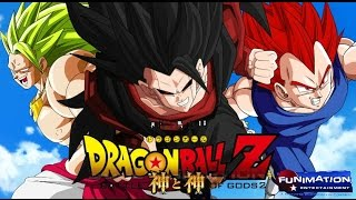 Evil Goku Revived Dragon Ball Z: Battle of Gods 2 2015 Movie