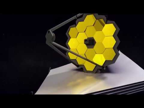 James Webb Space Telescope Will 'Perfect Its Own Vision in Orbit'
