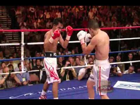 Manny Pacquiao vs David Diaz