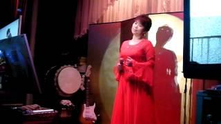 ナツメロ カラオケ大会で唄ってみました。