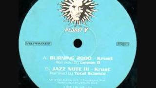 Krust - Jazz Note III (Total Science Remix)