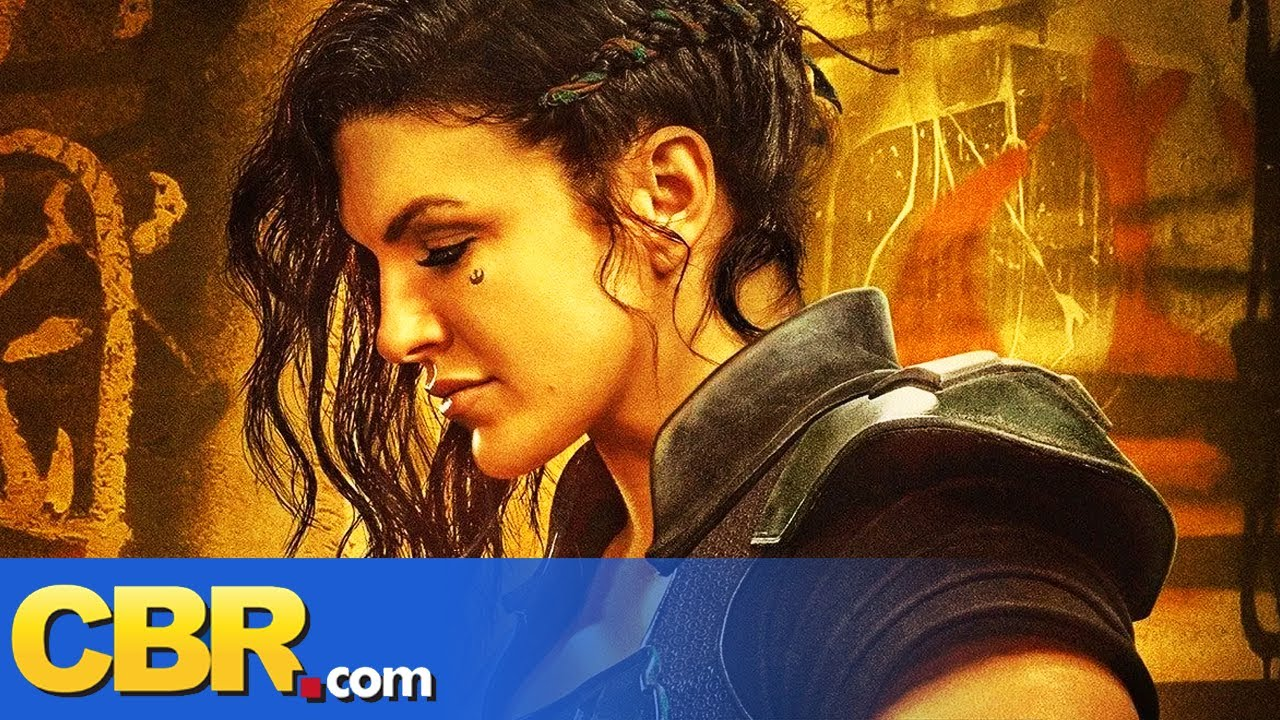 Lucasfilm pushes fired 'Mandalorian' star Gina Carano for Emmy nod
