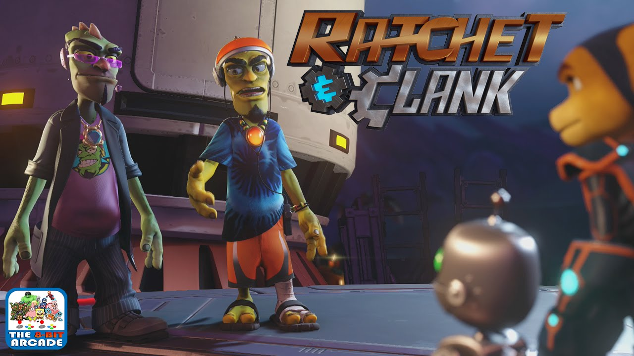 Ratchet Clank Ratchet Wants To Be The Next Hoverboard Star Ps4