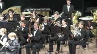 Internal Combustion (concert band) by David R. Gillingham