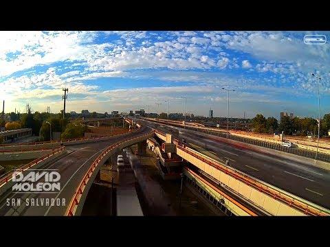 David Moleon  - San Salvador (Time-lapse Belgrade)
