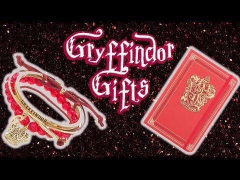 Gryffindor Gift Ideas