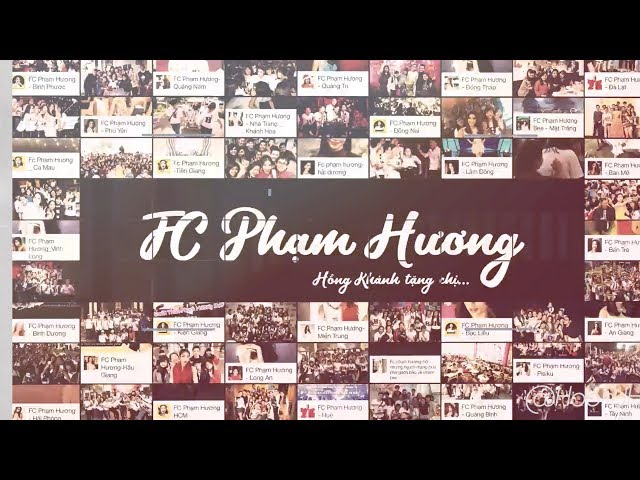 [Fanmade MV] Phạm Hương - Và lắng nghe mình (Lyric)