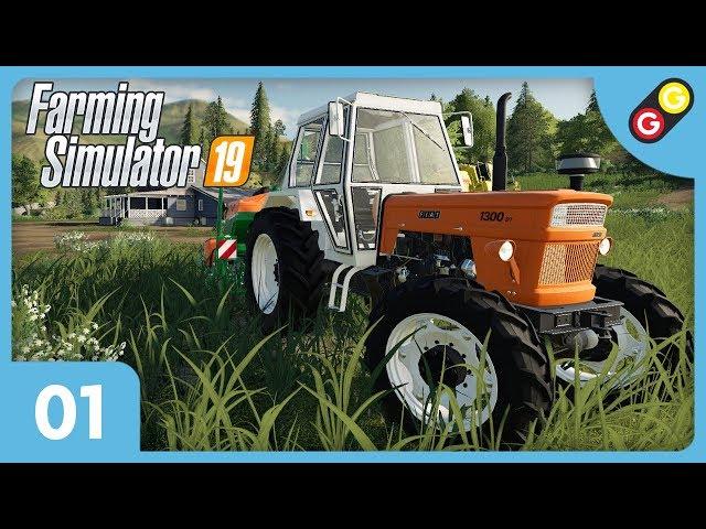 Farming Simulator 19 #01 Découverte [FR]