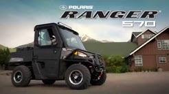 Polaris Ranger 570 Traktori