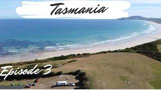 Tasmania Australia Road Tŗip / Stanley / Smithton / Green Point - The Nut & Edge of the World