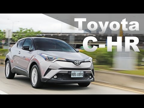 刀鋒魅影! Toyota C-HR 1.2 Turbo AWD