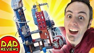 BEST SPIDERMAN TOYS?   Marvel Spider-Man Mega City Playset Review