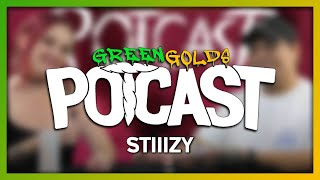 Green Gold's Potcast #34 Stiiizy, BIIITS/LIIITS Review