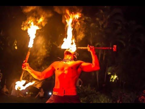 ⚡ Antigua Fire Dance (Starfish Jolly Beach Resort & Spa)