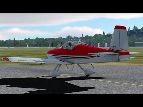 Flight Sim World: The Spanish Job Mission Pack: Mission 7 - Going Home