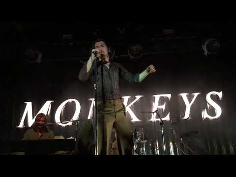 Arctic Monkeys - One Point Perspective live @ Columbiahalle / Berlin (22 may 2018)