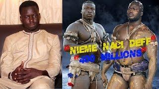 """Jamaïcain """"Ama Baldé vs Modou Lô niémé naci déff 400 millions té avant combat bi..."""""""