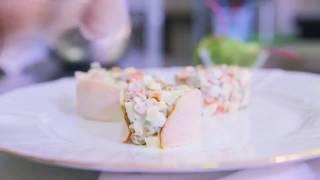 Рецепт новогоднего салата Оливье от шеф повара ресторана Olivier