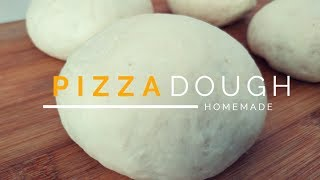 Quick and Easy Pizza Dough| Homemade Pizza Base Recipe by Hello, Foody!
