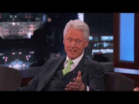 UFOs - President Bill Clinton talks about Aliens