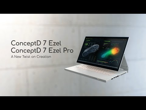 Introducing the ConceptD 7 Ezel (Pro) | ConceptD