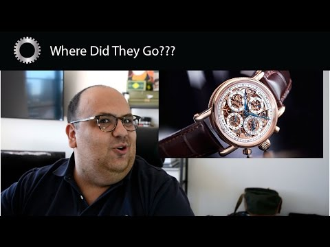 What Happened To …? Chronoswiss – Federico Talks Watches
