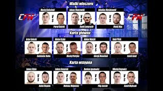 Contender Fight Night 2 - Na żywo