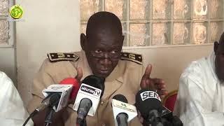 Disso ak Sammou Katyi disso ak baykatiyi: L''appel du Sous Préfet de Ndam M. Mamour Diallo