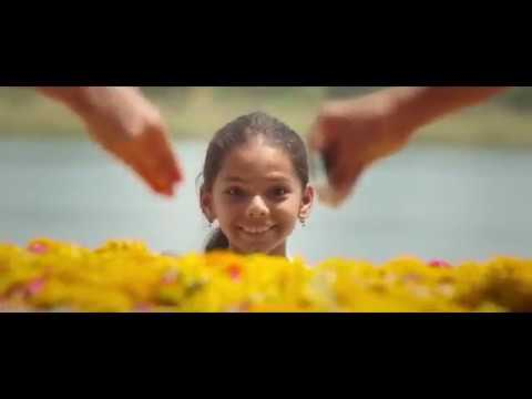 Theme song for #Namami Devi Narmade - the largest river conservation drive in the world