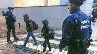 Schools reopen in Brussels