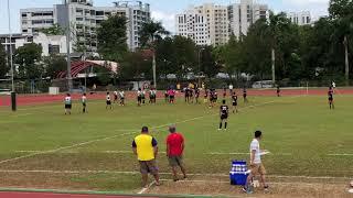 20180222 Schools Rugby B Div Peirce Sec vs. Northbrooks