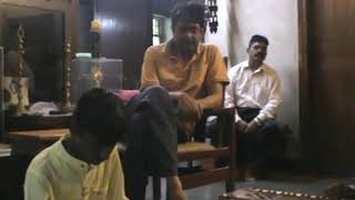 Gambar cover Rajat Rajesh Kulkarni (SwaraShrddanjli to Late Pt BHIMSEN JOSHI at his home PUNE)