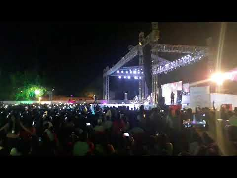 Guru Randhawa live music concert in Jodhpur Rajasthan