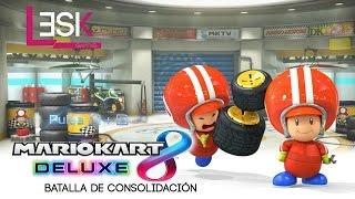 Batalla Consolidación   Mario Kart 8 Deluxe   Campeonato Batallas Lesk