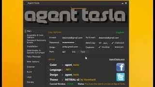 Easy Keylogger Setup | Fully Undetectable | Agent Tesla