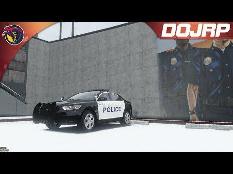 🚨🚔GTA 5 RolePlay | DOJRP ON PATROL EP 28: Collision with