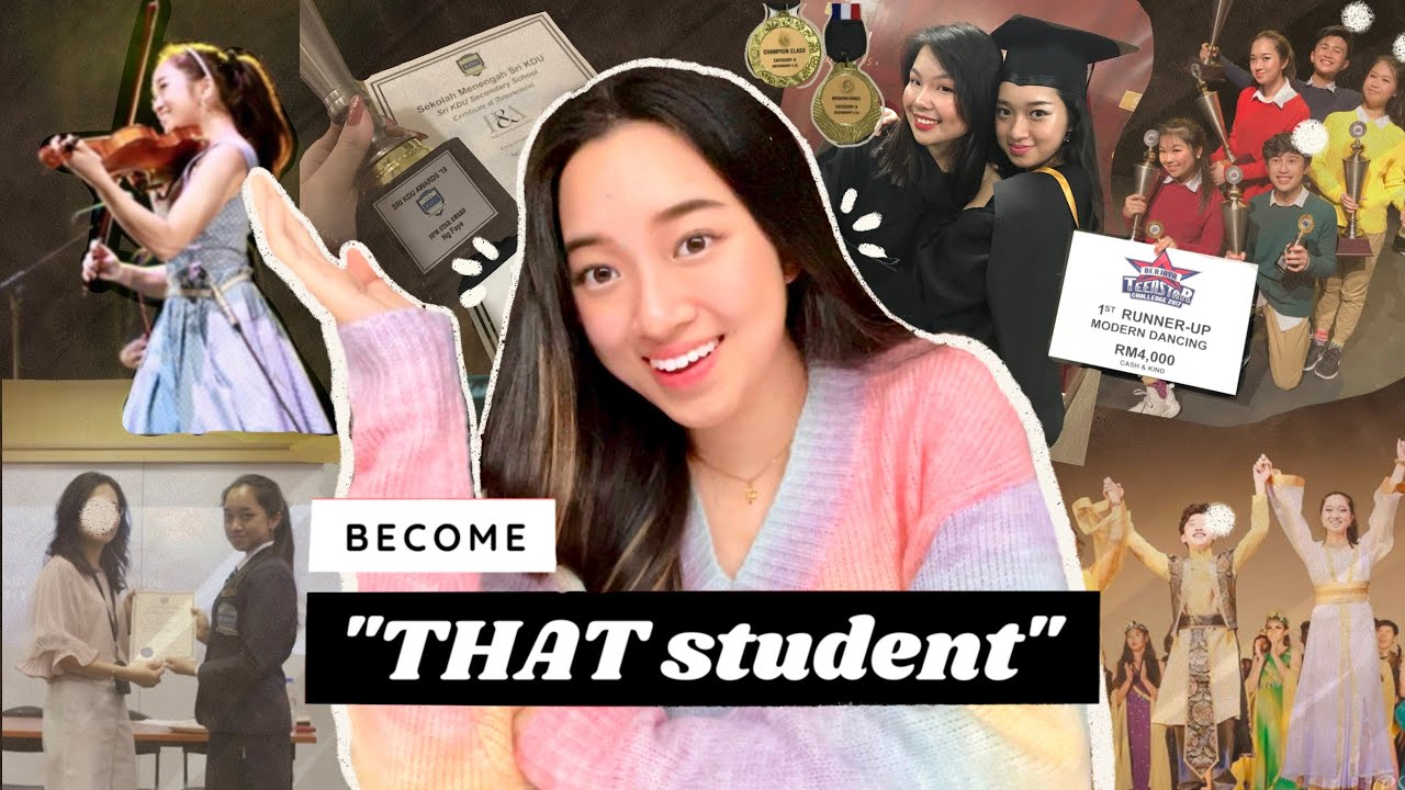how to GET YOUR LIFE TOGETHER and become THAT student 😉   Back to School 2021