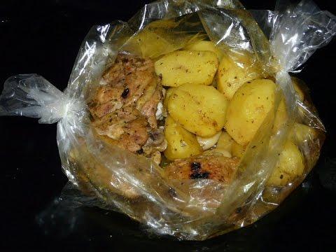что приготовить в духовке на ужин с картошкой