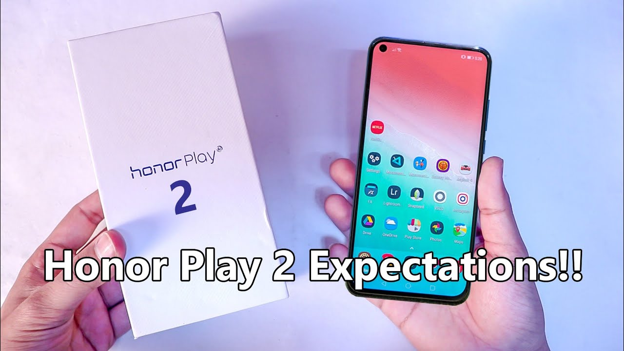 Honor Play 2 Expectations!! ft  Honor Play!!