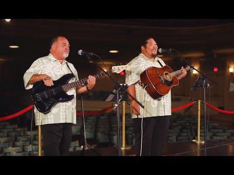 Mark Yamanaka - Laupahoehoe Hula (HiSessions.com Acoustic Live!)