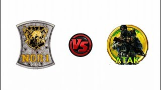 • NOR1 vs ATAK  • Rip KING-OFF-RULES-1 and WarrioRxMaNiaC-_