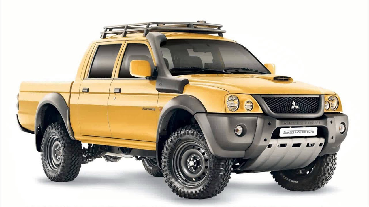 car mitsubishi l200 triton savana 2015 model youtube. Black Bedroom Furniture Sets. Home Design Ideas