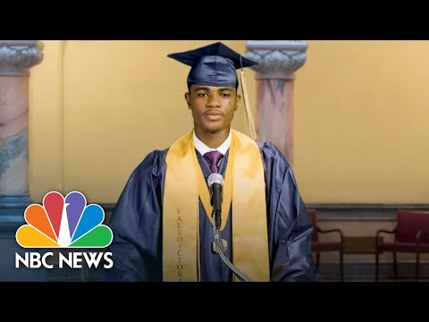 Kydd Joe - Principal refuses to allow first black valedictorian to give speech
