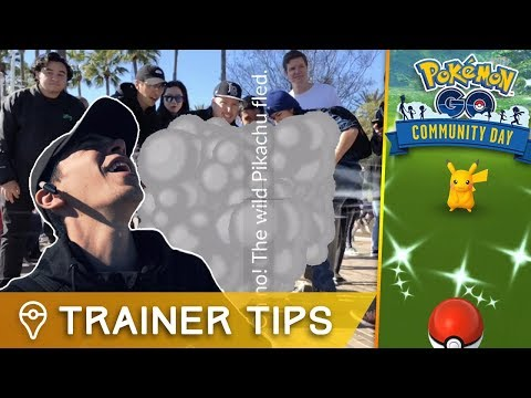 Download Youtube: NEVER DO THIS WITH YOUR SHINY POKÉMON... Pokémon GO Community Day: Long Beach, CA