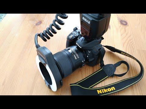 Dental Photography Settings For Nikon Camera DSLR