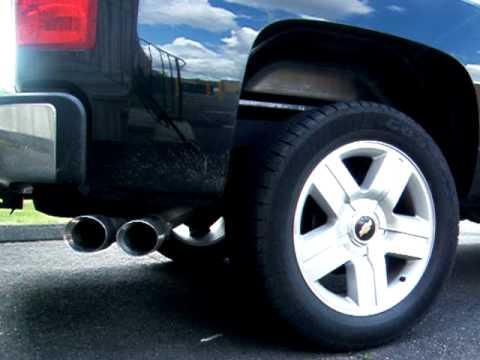 2008 Chevy Silverado 1500 5 3l Corsa Sport Exhaust Take 2