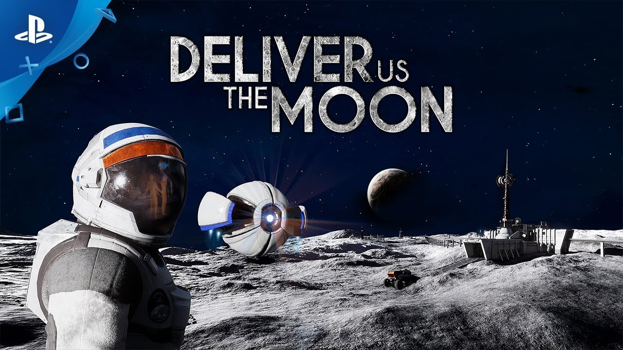 Deliver Us The Moon - Reveal Trailer | PS4