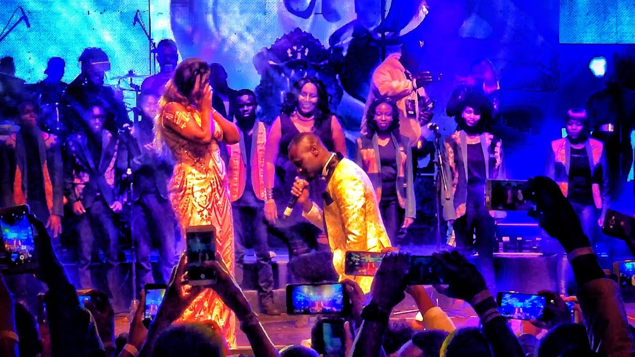 King Kaka Proposes to Nana!!